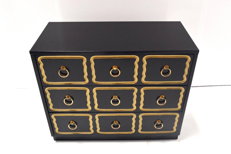 Dorothy Draper Espana Chest In Good Condition For Sale In Palm Springs, CA
