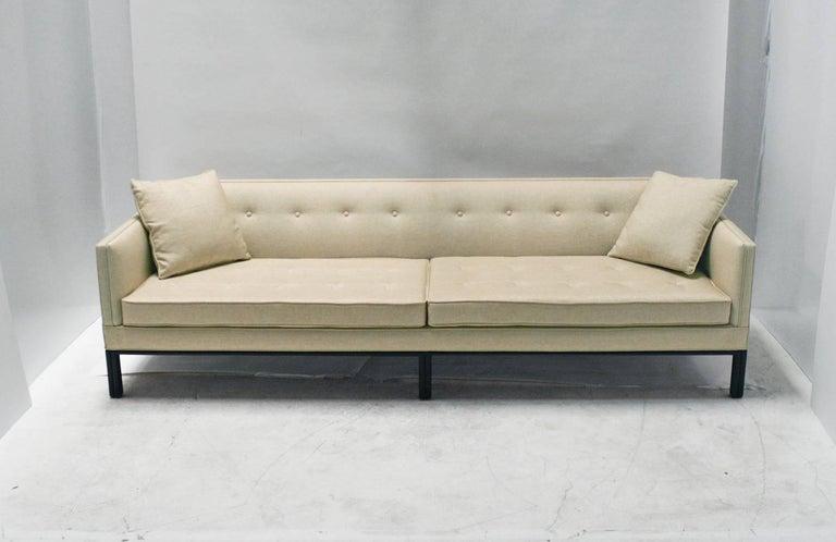 Midcentury Dunbar Sofa by Edward Wormley For Sale 2