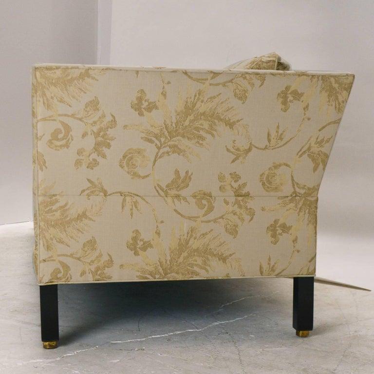 American Dunbar Mid-Century Modern Sofa by Edward Wormley For Sale
