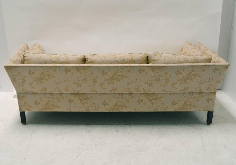 Dunbar Mid-Century Modern Sofa by Edward Wormley 4