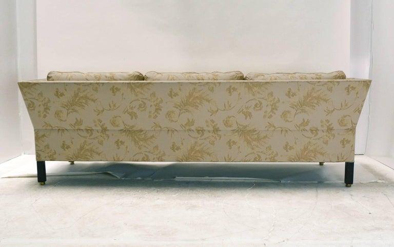 20th Century Dunbar Mid-Century Modern Sofa by Edward Wormley For Sale