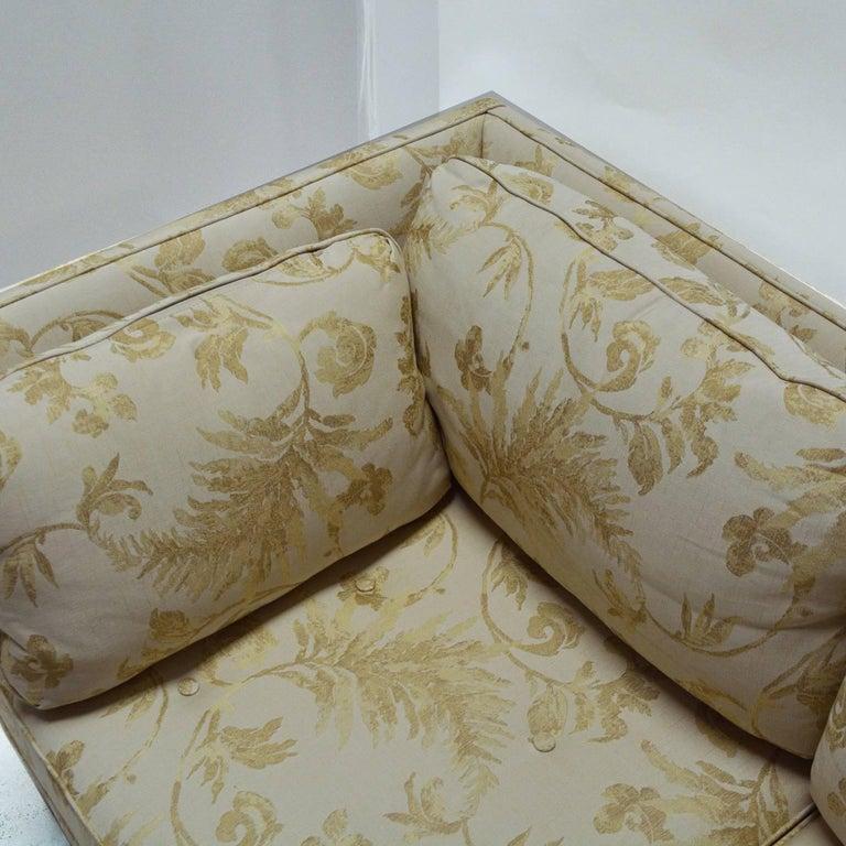 Upholstery Dunbar Mid-Century Modern Sofa by Edward Wormley For Sale