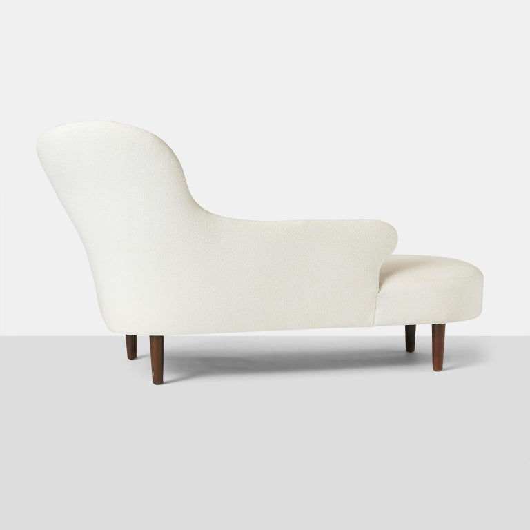 Mid-20th Century Swedish Chaise Lounge For Sale