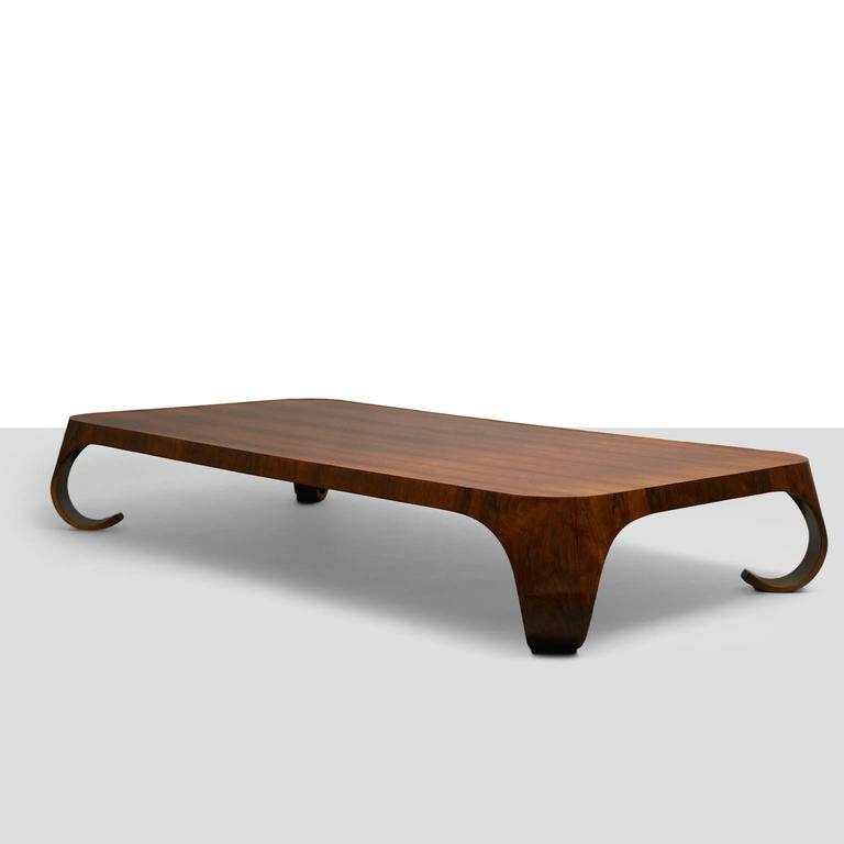 Isamu Kenmochi Coffee Table In Good Condition For Sale In San Francisco, CA