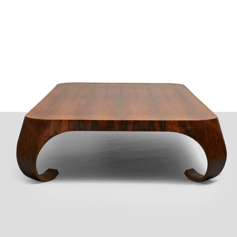Mid-Century Modern Isamu Kenmochi Coffee Table For Sale