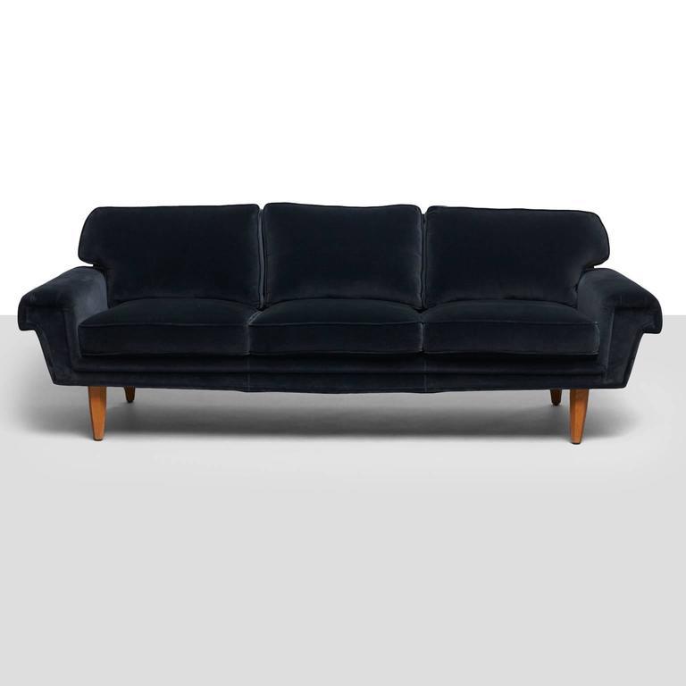 Swedish Designer Sofa at 1stdibs