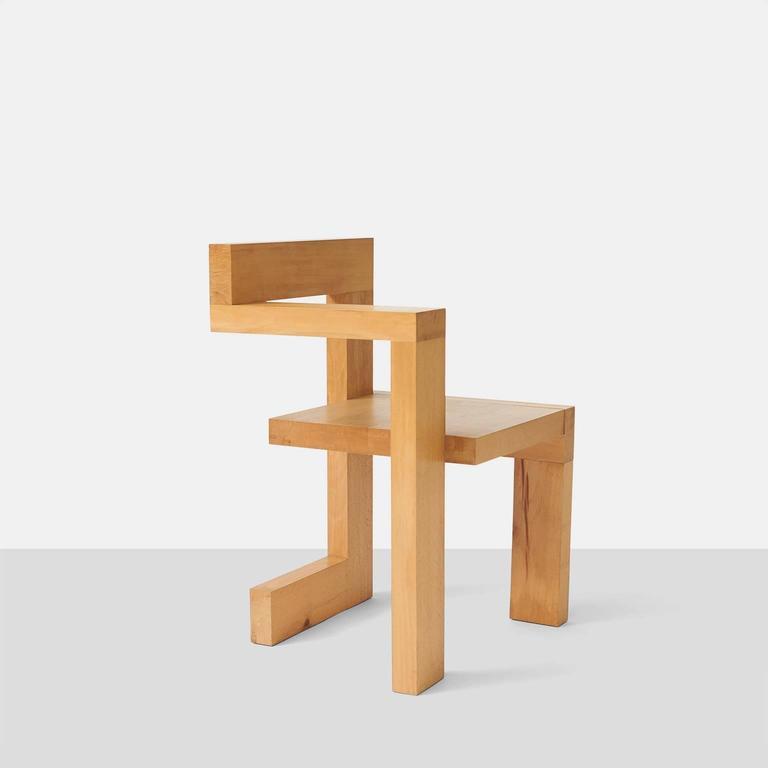 Gerrit Rietveld Steltman Chairs At 1stdibs