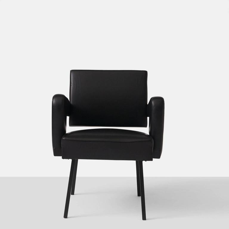 Mid-Century Modern Jacques Adnet Armchair