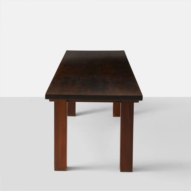 French Charlotte Perriand Brazil Table For Sale