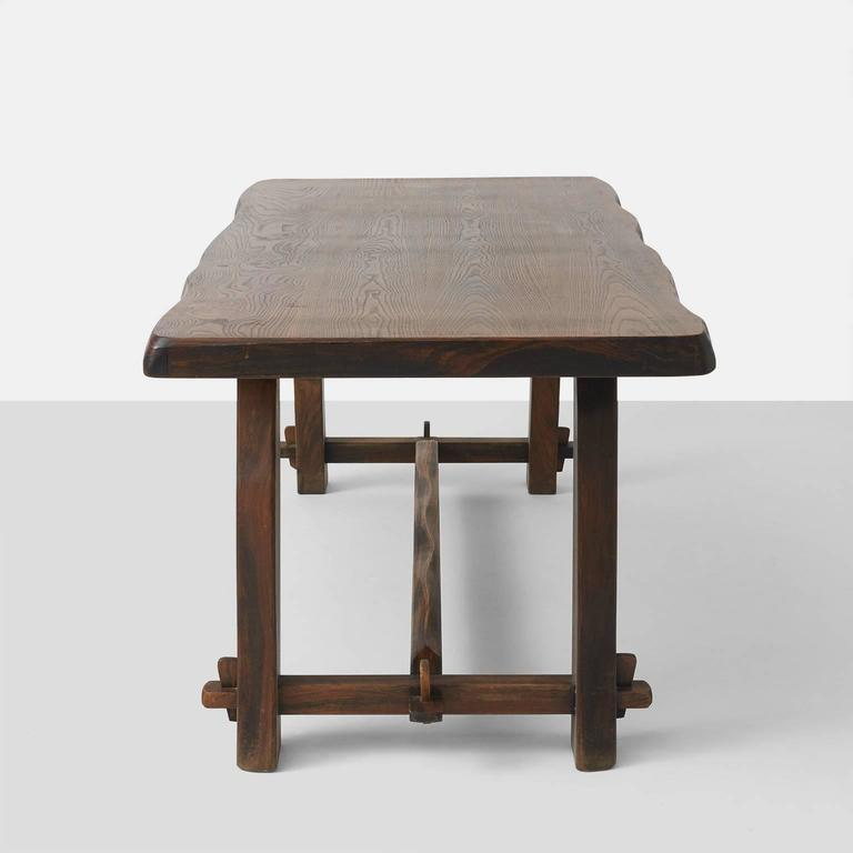 Finnish Dining Table by Olavi Hanninen For Sale