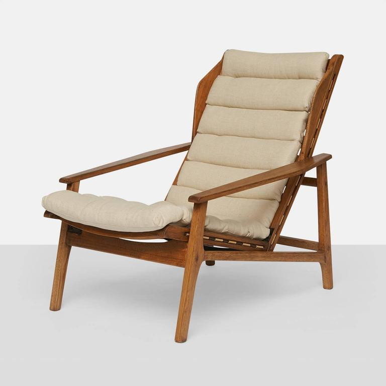 Modern Pair of Gio Ponti Lounge Chairs For Sale