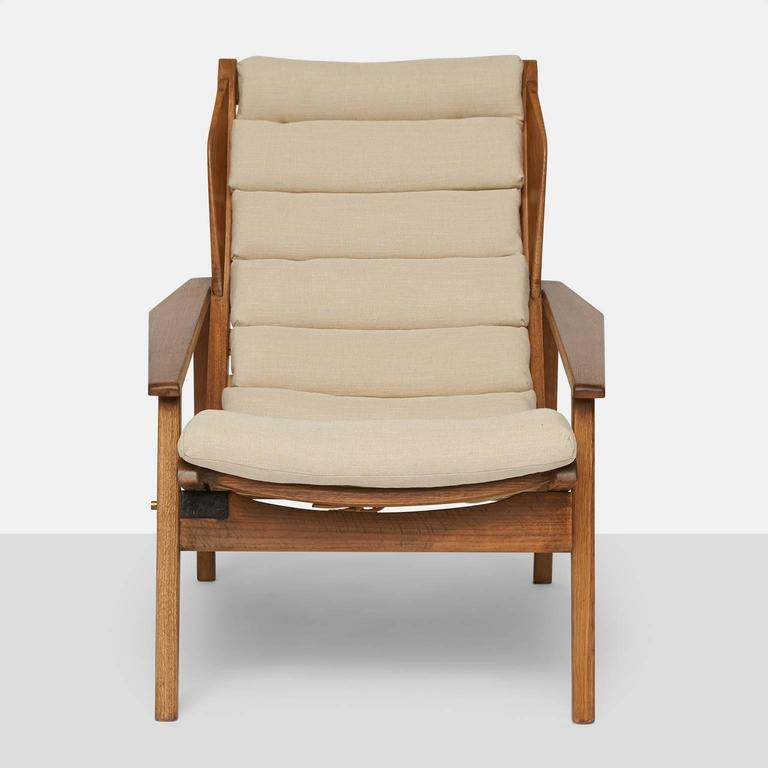 Pair of Gio Ponti Lounge Chairs In Excellent Condition For Sale In San Francisco, CA