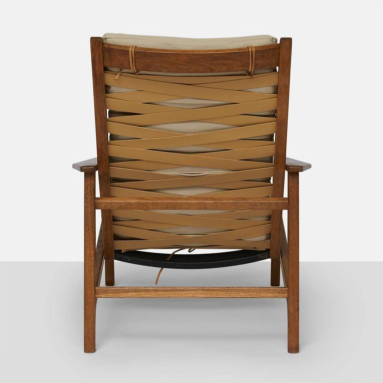 Mid-20th Century Pair of Gio Ponti Lounge Chairs For Sale
