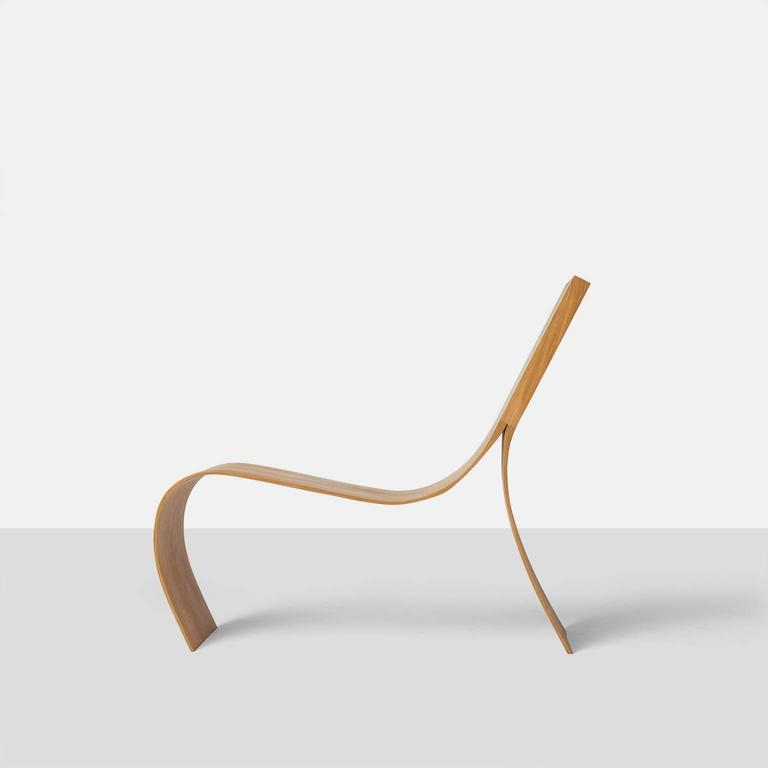 Chaise longue by kaspar kamacher for sale at 1stdibs for Chaise longue 200 cm