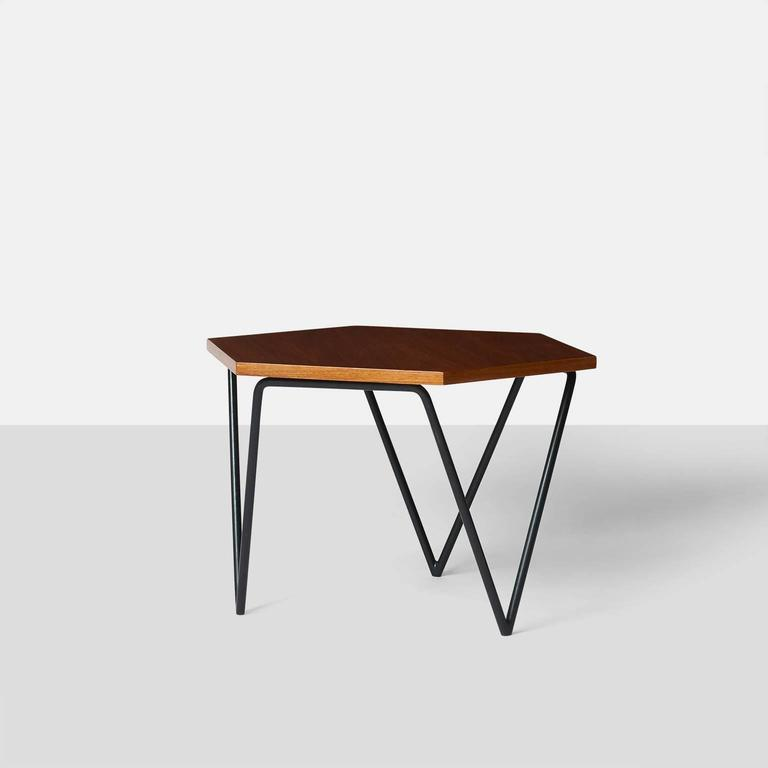 Rare Pair Of Coffee Tables By Gio Ponti At 1stdibs