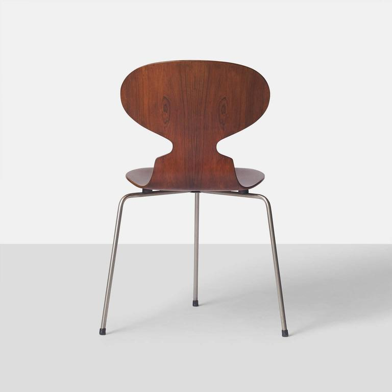 ant chairs 3100 by arne jacobsen for sale at 1stdibs. Black Bedroom Furniture Sets. Home Design Ideas