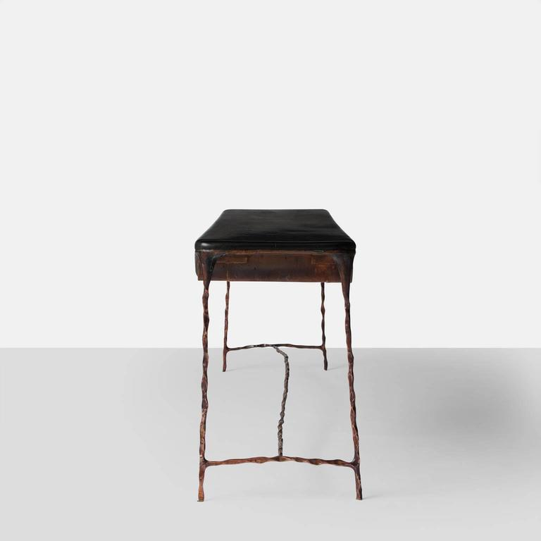 Copper Frame Desk By Valentin Loellmann For Sale At 1stdibs