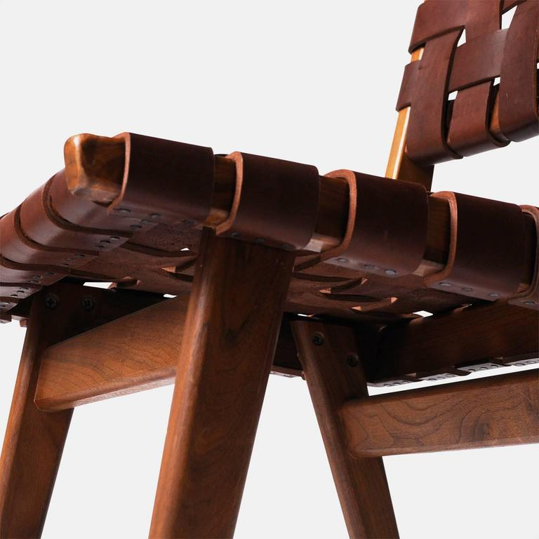 Jens Risom Side Chairs At 1stdibs