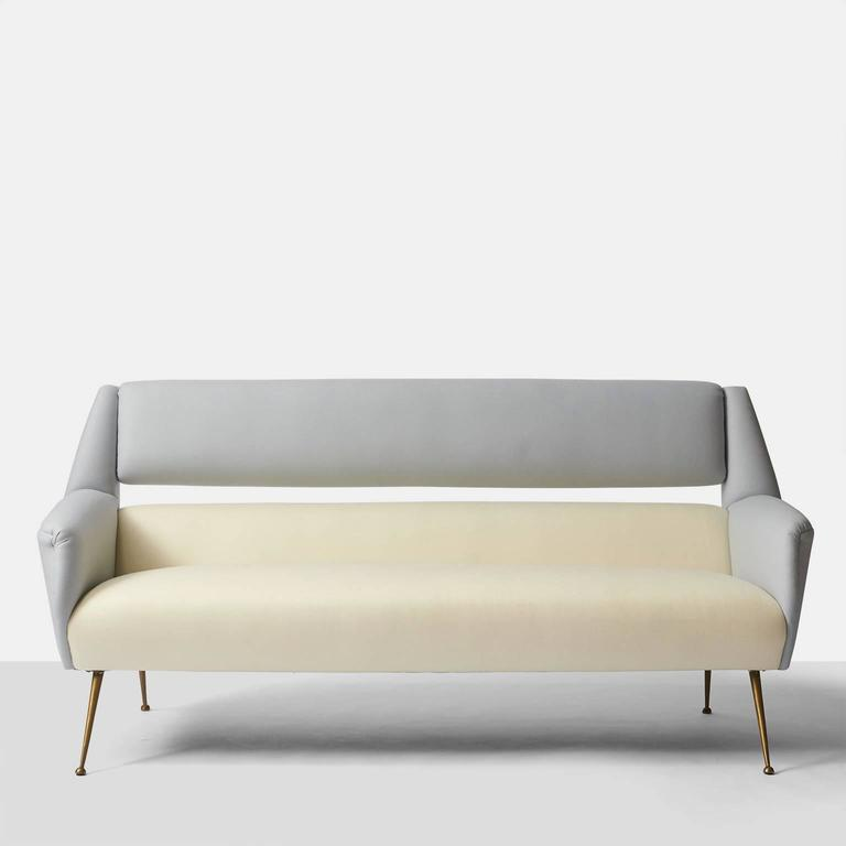Mid-Century Modern Gigi Radice Sofa For Sale