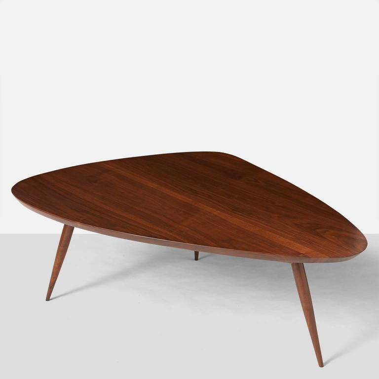 Phillip Lloyd Powell Coffee Table In Excellent Condition For Sale In San Francisco, CA