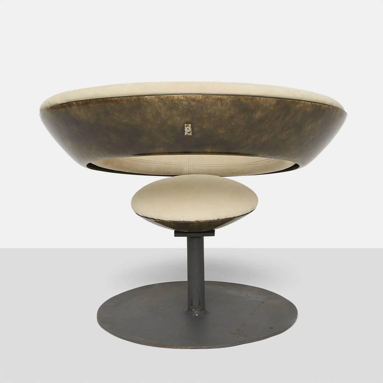 Ricardo Fasanello Anel Chair In Good Condition For Sale In San Francisco, CA