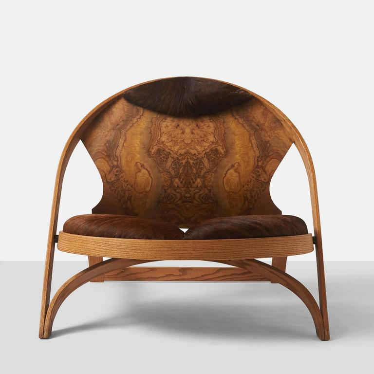 American Lounge Chair by Richard Artschwager For Sale