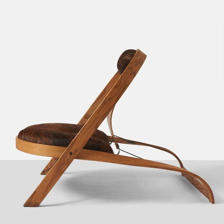 Lounge Chair by Richard Artschwager In Excellent Condition For Sale In San Francisco, CA