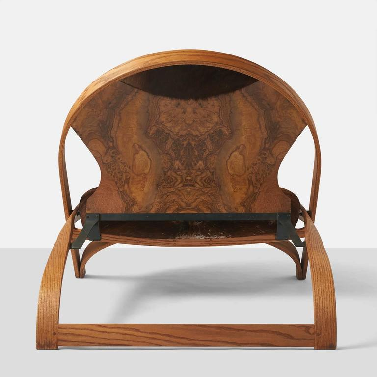 20th Century Lounge Chair by Richard Artschwager For Sale