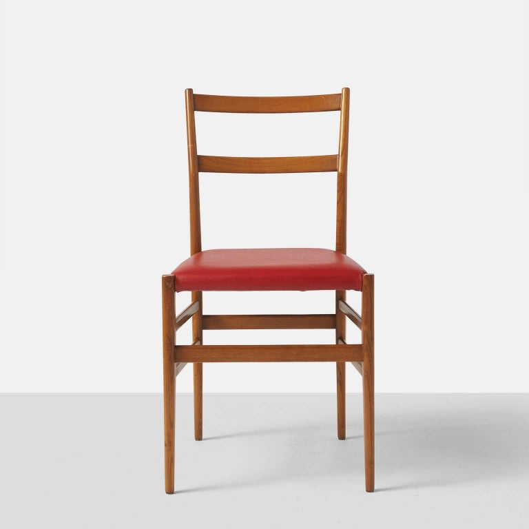 Italian Leggera Chairs by Gio Ponti for Cassina For Sale
