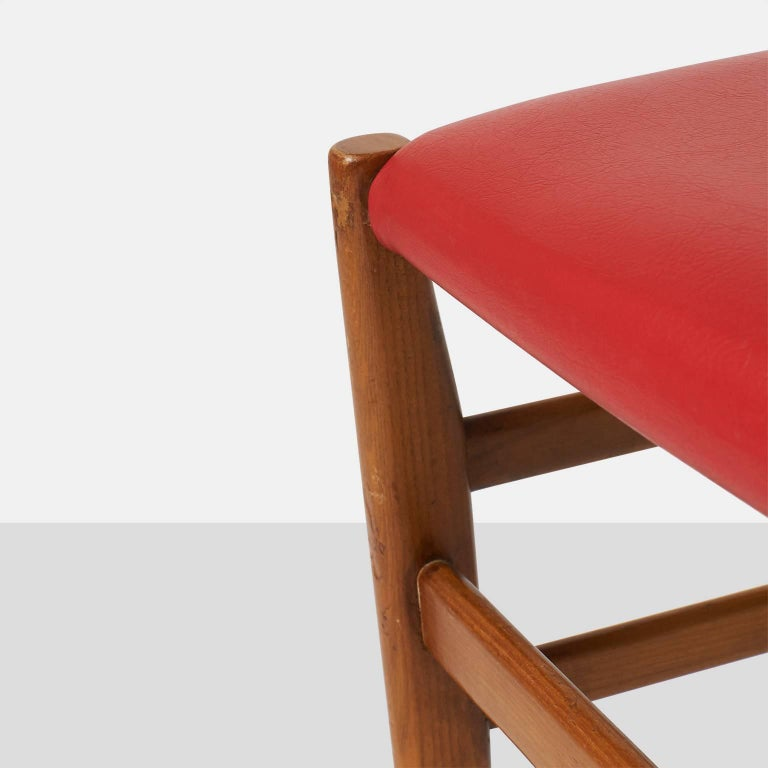 Leggera Chairs by Gio Ponti for Cassina For Sale 1