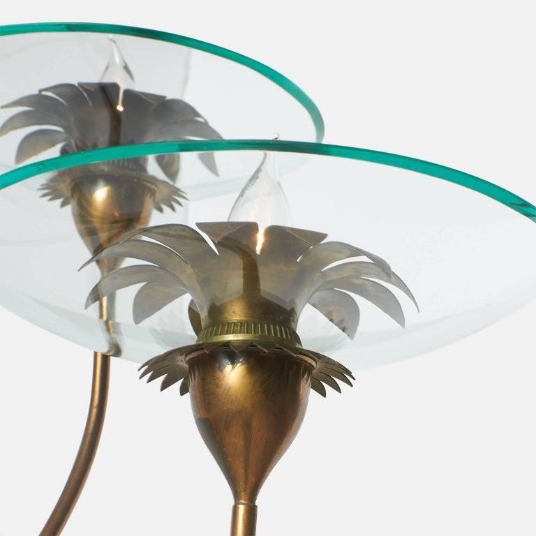 Art Nouveau Pietro Cheisa Floor Lamp for Fontana Arte For Sale