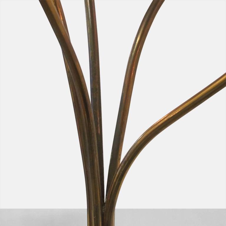 Mid-20th Century Pietro Cheisa Floor Lamp for Fontana Arte For Sale