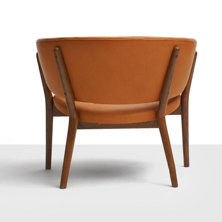 Mid-20th Century Nanna Ditzel, Lounge Chairs For Sale