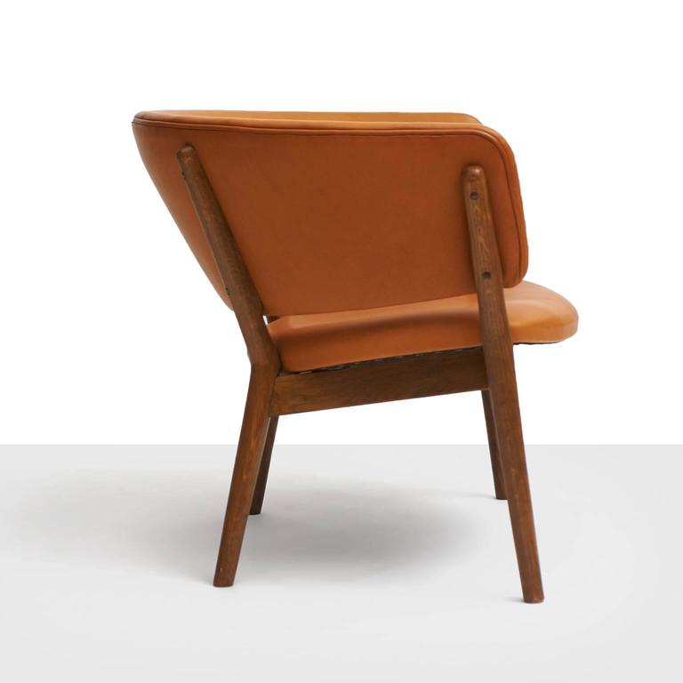 Nanna Ditzel, Lounge Chairs In Excellent Condition For Sale In San Francisco, CA