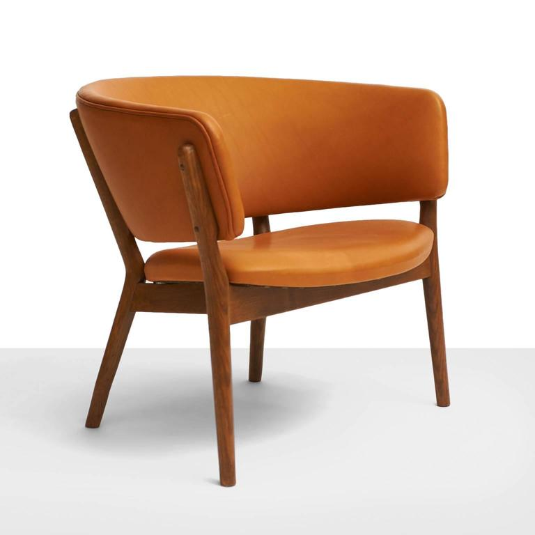 Mid-Century Modern Nanna Ditzel, Lounge Chairs For Sale