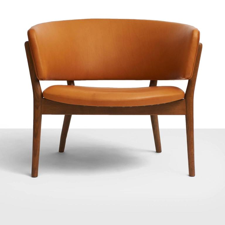 Danish Nanna Ditzel, Lounge Chairs For Sale