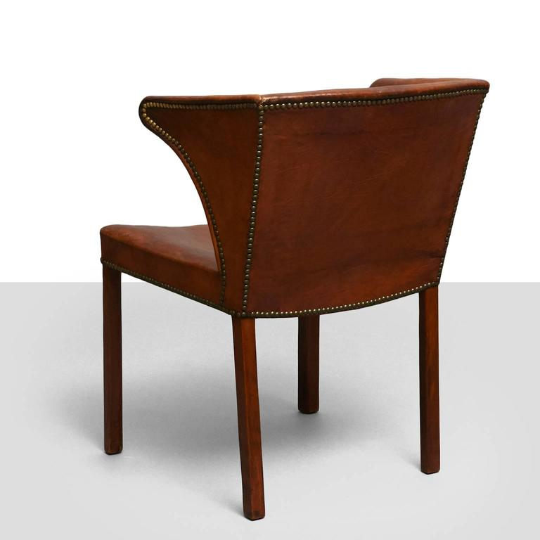 Frits Henningsen Easy Chair In Good Condition For Sale In San Francisco, CA