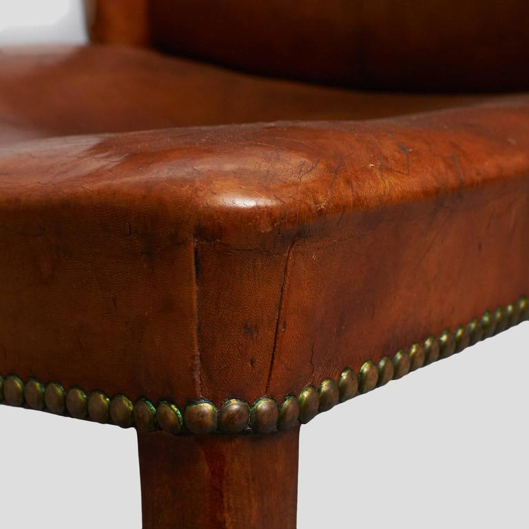 Frits Henningsen Easy Chair For Sale 1