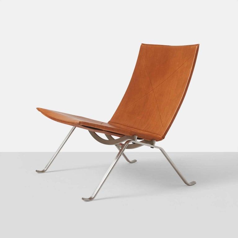 Poul Kjaerholm PK22 Chairs 2