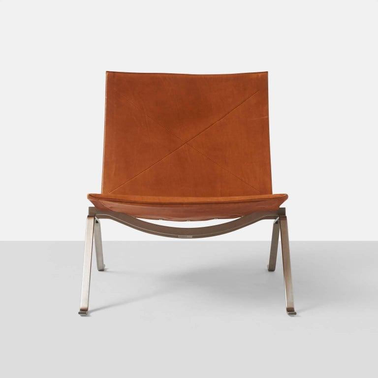 Poul Kjaerholm PK22 Chairs 3