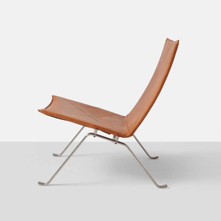 Poul Kjaerholm PK22 Chairs 4