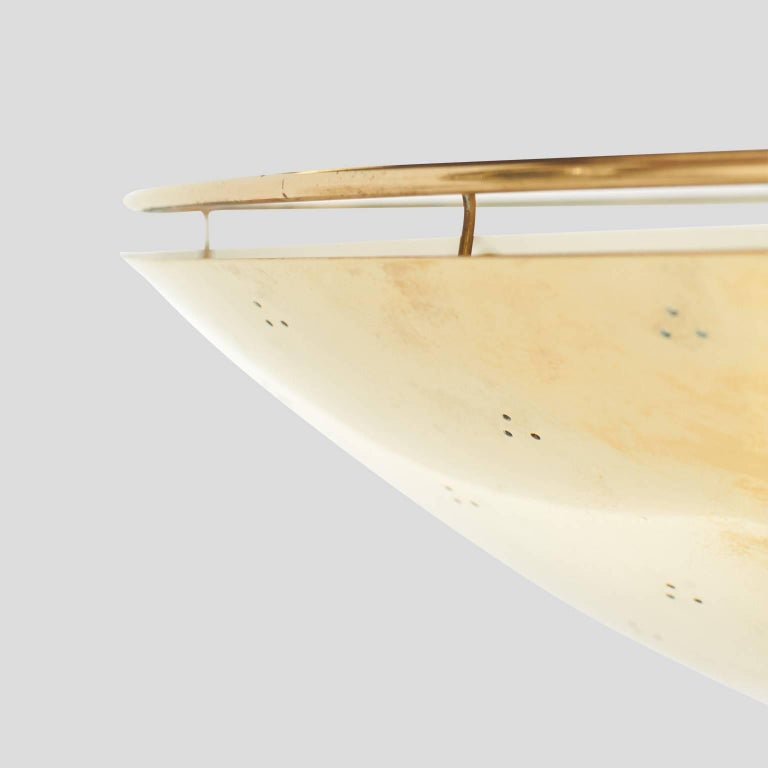 Finnish Chandelier by Paavo Tynell For Sale