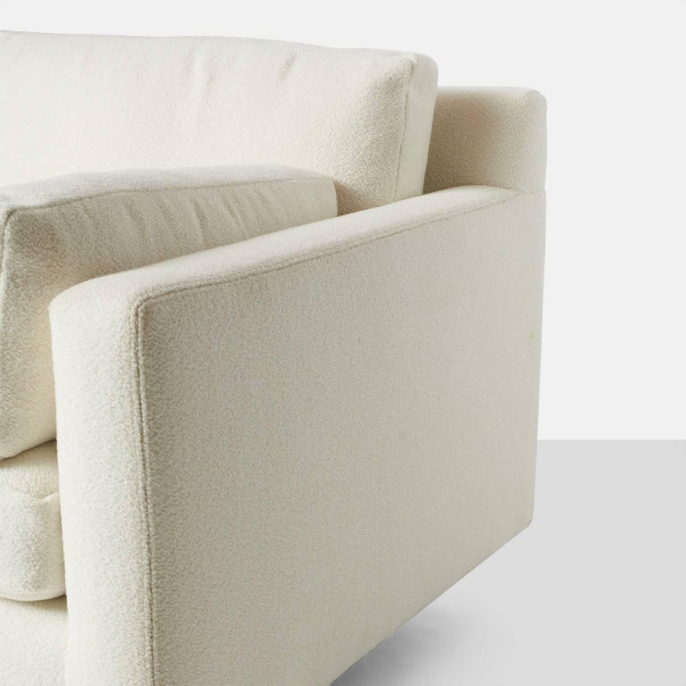 Two-Part Sofa by Harvey Probber In Excellent Condition For Sale In San Francisco, CA