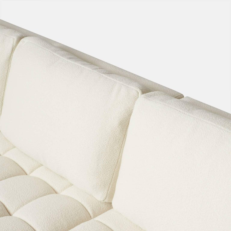Mid-20th Century Two-Part Sofa by Harvey Probber For Sale