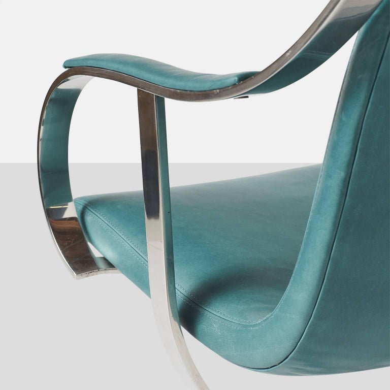 Swivel Chairs by Gardner Leaver for Steelcase For Sale 2