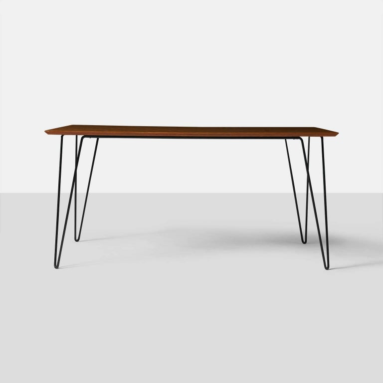 Mid-Century Modern Dining Table by Dorothy Schindele For Sale