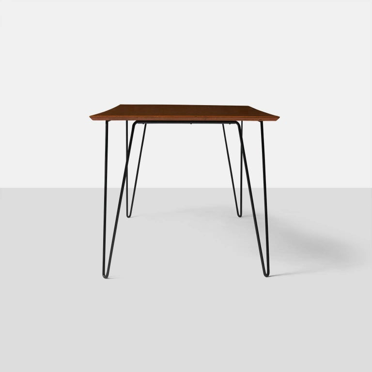 American Dining Table by Dorothy Schindele For Sale