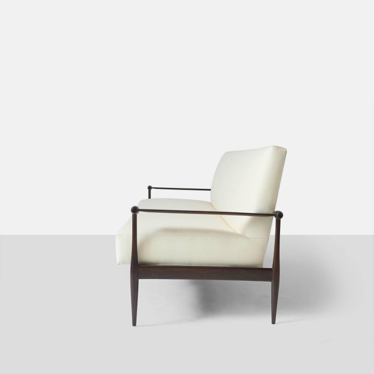 Sofa by Liceu de Arte e Officios In Excellent Condition For Sale In San Francisco, CA
