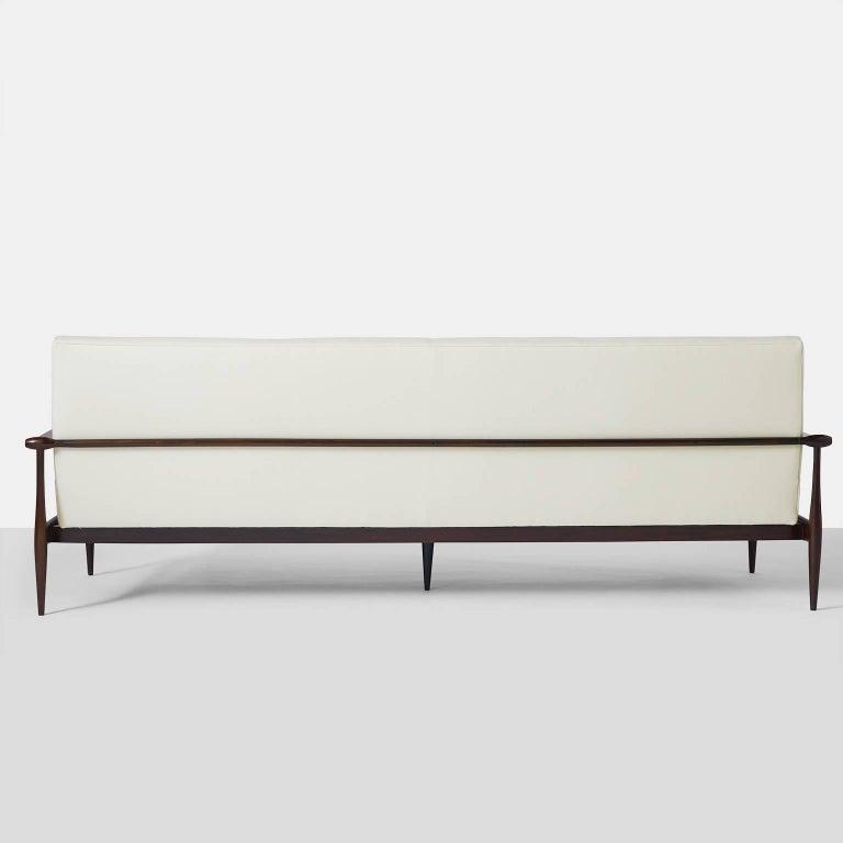 Mid-20th Century Sofa by Liceu de Arte e Officios For Sale
