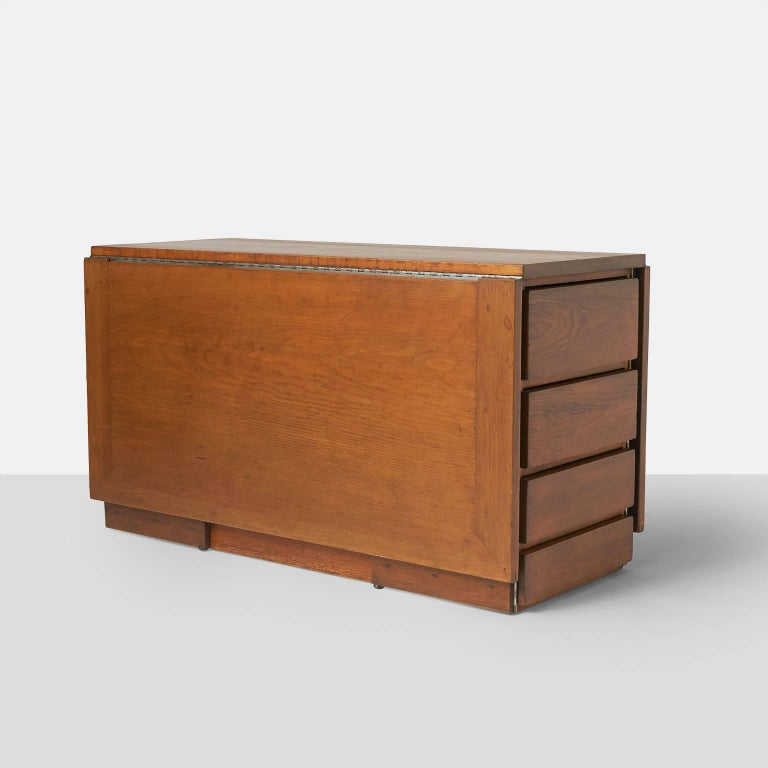 Pine Partners Desk by Wharton Esherick For Sale